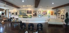 Our new Featured Artist Area!!!