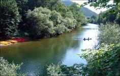 Ríos de la vertiente cantábrica. Río Sella.
