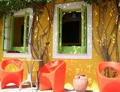 Fiskardo=the most colorful village in Kefalonia, Greece Beautiful Islands, Beautiful Places, Greek Islands, Planet Earth, West Coast, Jewel, Greece, Places To Go, Globe