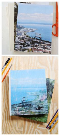 DIY Transfer Photo to Fabric Journal Tutorial from A Beautif... | TrueBlueMeAndYou: DIYs for Creative People | Bloglovin'