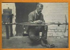 Chimney sweep, continental Europe circa 1900's