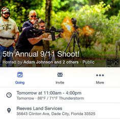 We are honored to be invited out to the Memorial 9/11 shoot this Saturday hosted by @nfareview and @nfafanatics Come on out to the event it's only $20 and check out all the products that the manufacturers will have to demo! #stealthengineeringgroup #nfafanatics #nfareview #nfa #igmilitia #machinegun #guns #ar15 #ak47 #pewpewpew #2ndamendment #911 #911memorial #shooting #weaponsdaily #weaponsfanatics #gunsdaily