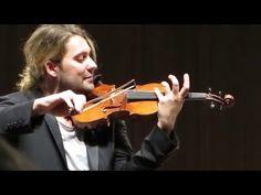 David Garrett - Tschaikowsky Violinkonzert 2. Satz - Interlaken 18.04.2016 - YouTube