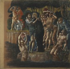 burne-jones-edward-the-fountain-of-youth-1.jpg (757×756)