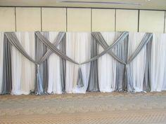 diy Wedding Crafts: Making A Large Scale PVC Backdrop