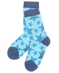 Super fede Melton Random Stars sokker Melton Strømper og strømpebukser til Børnetøj i behageligt materiale
