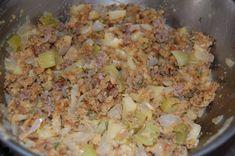Cornbread Stuffing with Apples & Bacon | Recipe | Cornbread Stuffing ...