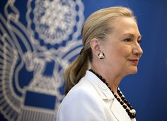 Hillary. She is a force to be reckoned with and I love that about here. Here are 65 other reasons to love Hillary!