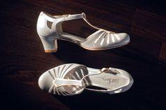 Riviera, Tanzschuh, Saint Savoy, Lindy Hop Shoe, Balboa shoe Saint Savoy Dancewear, vintage fashion on your feet!