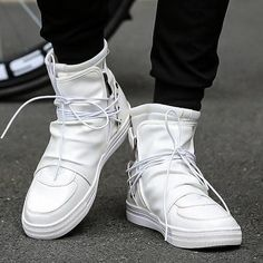 There is always many products on sae upto - Rommedal shoes Men Leather White Black High Top Brands Ankle Work Dress Male Low Heel Oxfords Boots autumn boots Men shoes 2019 - Pro Buyerz Oxford Boots, Oxford Sneakers, Leather Sneakers, Leather Men, High Top Sneakers, Men Sneakers, Mens Shoes Boots, Shoe Boots, Top Shoes