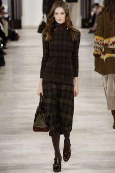 Ralph Lauren Fall 2016 Ready to Wear