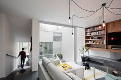 the Prices Lane house designed by ODOS Architects