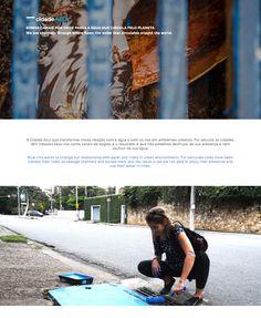 Blue City site Rio, Blue City, Urban, Design, City, Planets, Blue