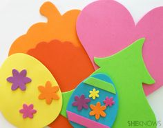 6 Foam art ideas to have fun with your toddler