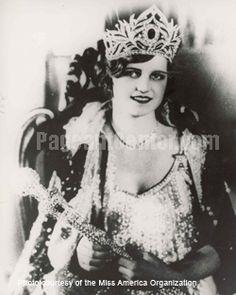 Fay Lanphier - 1925, Miss America