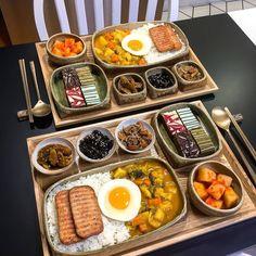 Spicy Recipes, Asian Recipes, Real Food Recipes, Cooking Recipes, Healthy Recipes, Healthy Picnic Foods, K Food, Food Porn, Cute Food