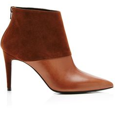 Pierre Hardy Classico Bootie In Tan ($935) ❤ liked on Polyvore featuring shoes, boots, ankle booties, suede ankle boots, ankle boots, pointed toe booties, tan booties and short boots