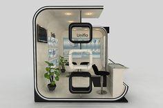 Uniflo 3x4m on Behance