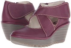 Fly London Yogo Women's Wedge Sandals