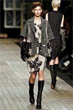 Antonio Marras - Fall Winter 2010/2011 Ready-To-Wear - Shows - Vogue.it