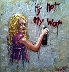 it's not my #war #mindfulness
