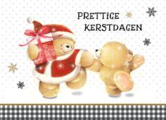 Kerstkaarten - Forever Friends - Echte kaarten maken & versturen   Hallmark.nl