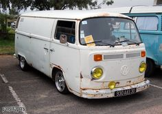 late bay panelvan #vw