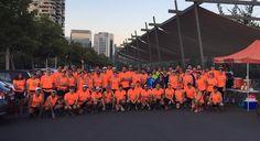 Súper sábado!!!! Gran entrenamiento #Runners #Triatletas