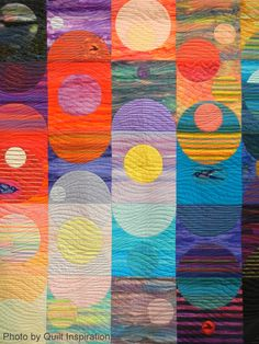 Music of the Spheres by Ann B. Feitelson shown at Road to California 2014