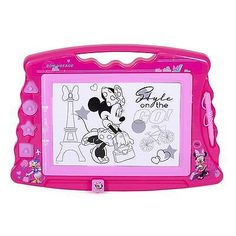 Minnie childrens/kids #magnetic sketching/drawing board #etch-a-sketch #doodle,  View more on the LINK: http://www.zeppy.io/product/gb/2/301380342178/