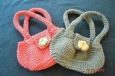 Ravelry: Best Friend Bag pattern by Jennifer Cirka Jaybird Designs