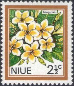 Frangipani (Plumeria acuminata)