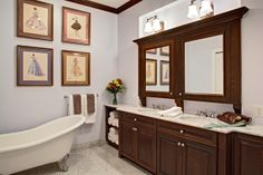 Energy Star Certified Hoboken Brownstone master bathroom.