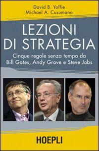 #Lezioni di strategia. cinque regole senza edizione Hoepli  ad Euro 19.90 in #Hoepli #Libri