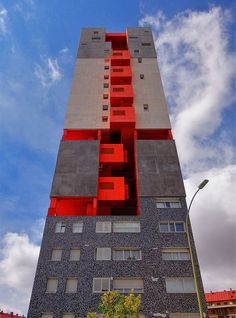 MVRDV Architects TheMiridor Residential Tower Sanchinarro Madrid