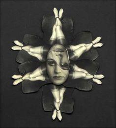 Pierre Molinier, photomontage