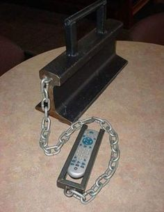 DIY - REMOTE CONTROL HOLDER THAT WILL ENSURE THE REMOTE DOES NOT GET LOST AGAIN