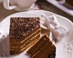 Gâteau au petit beurre