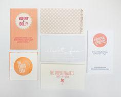 The Business Cards of Alt Summit 2013 | Ciera Design | Brand Identity + Graphic Design
