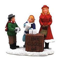 St. Nicholas Square® Village Hot Chocolate Stand