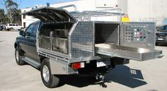 ute tool boxes - Google Search