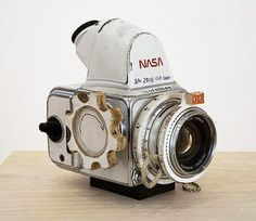 NASA Hasselblad, 12 are still on the Moon