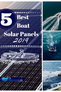 Boat solar panels are the best environmentally friendly alternative to recharging your powerful marine battery with the engine. Check our website for more products and ideas! 12 Volt Solar Panels, Solar Panel Cost, Boat Battery, Boating Tips, Buy A Boat, Marine Environment, Best Boats, Aluminum Boat, Small Boats