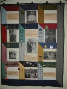 I like the look of this quilt.