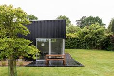 This house, one of the renowned architect Paul Archer's most celebrated projects, takes a simple 1960s building on a beautiful third of an acre plot (approx) and adds a spectacular contemporary space, attached by a short glass link. The 4 / 5 bedroom house can be found down a quiet, unmade road on the rural fringes of Farnham, […]