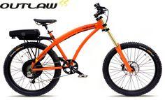2013 Outlaw SS600 48 Volt Bike #commute #biking