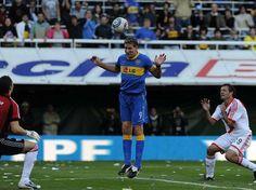 Boca Juniors - Palermo, gol a riBer camino a la B