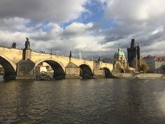 Charles Bridge.. wide views during the day, walk it at night