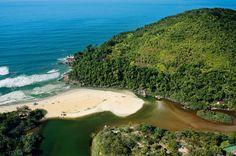 As 13 praias mais paradisíacas do litoral norte de São Paulo South Florida, Brazil Cities, Ocean Shores, Rio Grande Do Sul, Tourist Spots, Summer Beach, Places To See, The Good Place, Waves