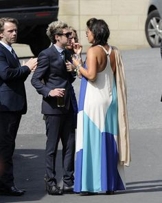 Niall and Anne